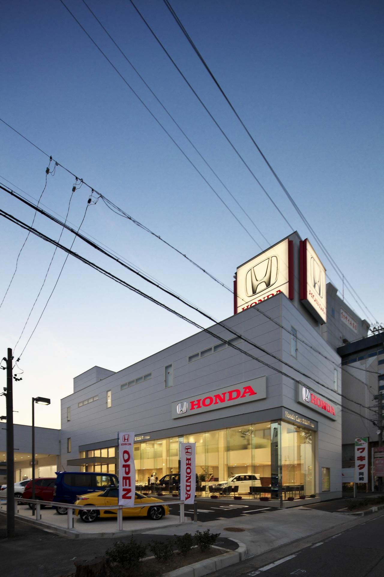 ホンダカーズ愛知県央 六名店
